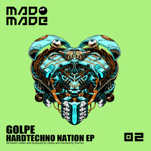 GOLPE - Hardtechno Nation EP