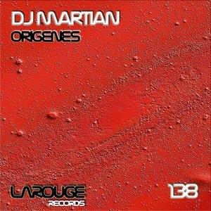 DJ MARTIAN - Origenes