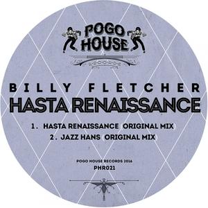 BILLY FLETCHER - Hasta Renaissance