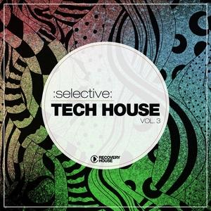 VARIOUS - Selective Vol 3 (Tech House)