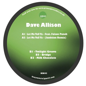 DAVE ALLISON - Let Me Tell Ya