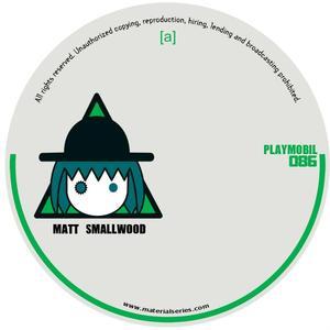 MATT SMALLWOOD - COME BACK EP