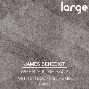 JAMES BENEDICT - When You're Back