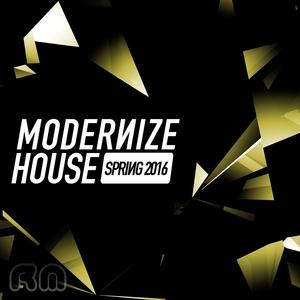 VARIOUS - Modernize House (Spring 2016)