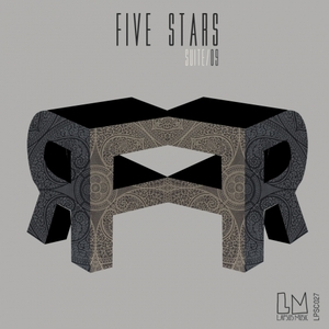 ANTHONY ATTALLA/PIEM/ELECTRONIC YOUTH/VANGELIS KOSTOXENAKIS/THABO GETSOME/RENZKY/TIMMY P - Five Stars/Suite 09