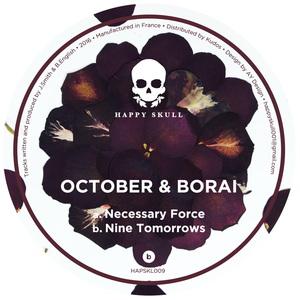 OCTOBER/BORAI - Necessary Force