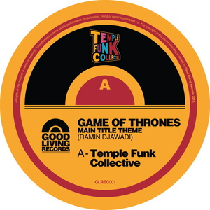 TEMPLE FUNK COLLECTIVE - Game Of Thrones