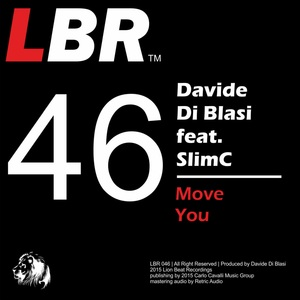DAVIDE DI BLASI - Move You