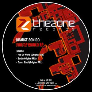 KRAUST SONIDO - Fire Of World EP
