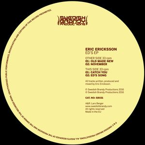 ERIC ERICKSSON - Ed's EP