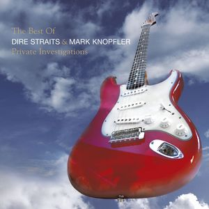 DIRE STRAITS/MARK KNOPFLER - The Best Of - Private Investigations
