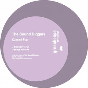 THE SOUND DIGGERS - Connect Four