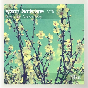 MARSEL MAY/VARIOUS - Spring Landscape (unmixed tracks)
