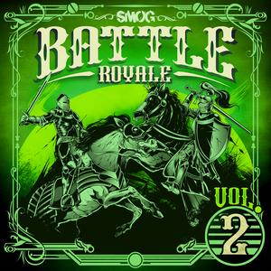 VARIOUS - Battle Royale Vol  2
