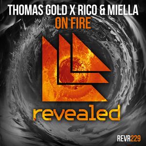 THOMAS GOLD/RICO - On Fire
