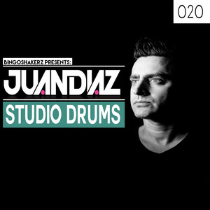 JUAN DIAZ - Studio Drums (Sample Pack WAV)