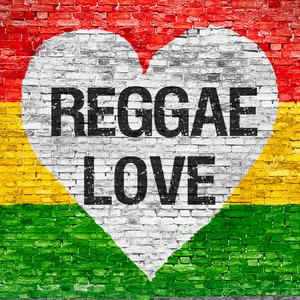 VARIOUS - Reggae Love