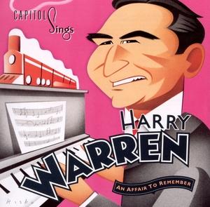 VARIOUS - Capitol Sings Harry Warren/An Affair To Remember