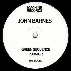 JOHN BARNES - Green Sequence/P Junior