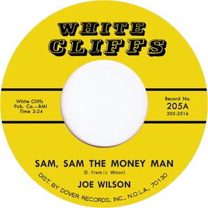 JOE WILSON - Sam Sam The Money Man