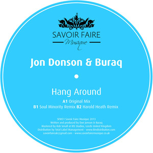 JON DONSON/BURAQ - Hang Around