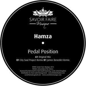 HAMZA - Pedal Position