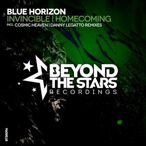 BLUE HORIZON - Invincible/Homecoming