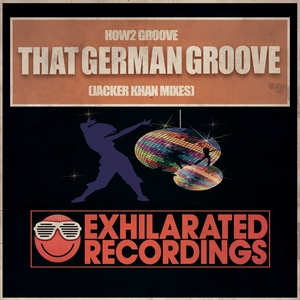 HOW2 GROOVE - That German Groove
