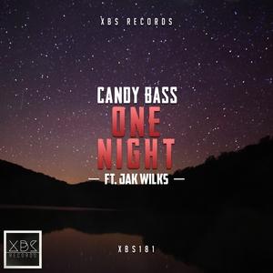 CANDY BASS feat JAK WILKS - One Night