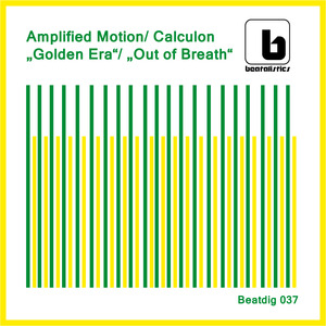 AMPLIFIED MOTION/CALCULON - Golden Era/Out Of Breath