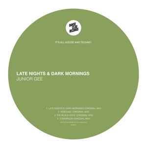 JUNIOR GEE - Late Nights & Dark Mornings EP