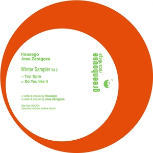 JOSE ZARAGOZA/HOUSEGO - Winter Sampler Vol 2