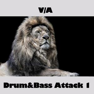 BEAT LEAGUE/DOCTOR JUNGLE/DROID DREAD/KRISHNA DRUMS/UNKNOWN ARTIST - Drum And Bass Attack 1