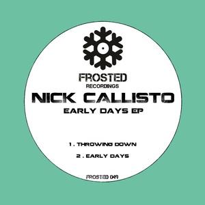 NICK CALLISTO - Early Days EP