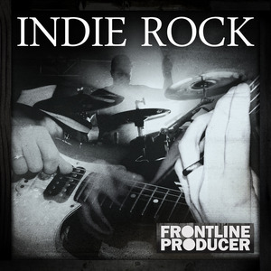 FRONTLINE PRODUCER - Indie Rock (Sample Pack WAV/APPLE)