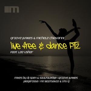 GROOVE JUNKIES/MICHELE CHIAVARINI - Live Free & Dance Pt 2