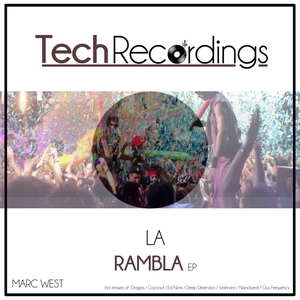 MARC WEST - La Rambla EP