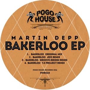 MARTIN DEPP - Bakerloo EP