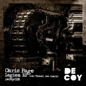 CHRIS PAGE - Legion EP