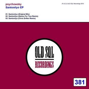 PSYCHOWSKY - Santonilyo EP