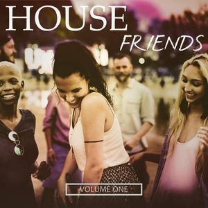 VARIOUS - House Friends Vol 1 (These Bangers Just Make You Move)
