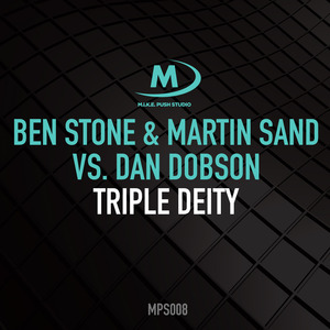 BEN STONE/MARTIN SAND vs DAN DOBSON - Triple Deity