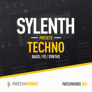 LOOPMASTERS - Patchworx 81: Timmo Techno (Sample Pack Sylenth Presets/MIDI/WAV)
