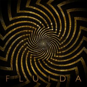 FLUIDA - Gold Spiral