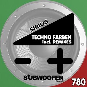 TECHNO FARBEN - Sirius