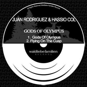JUAN RODRIGUEZ - Gods Of Olympus