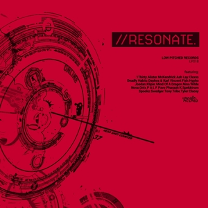 VARIOUS - Low Pitched Presents: Resonate