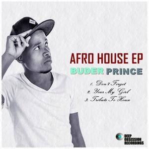 BUDER PRINCE - Afro House EP