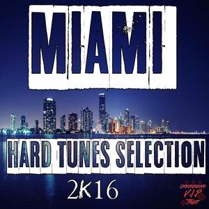 VARIOUS - Miami Hard Tunes Selection 2K16