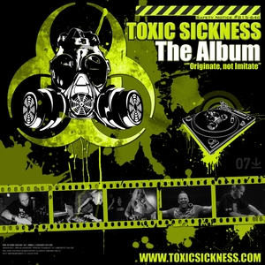 VARIOUS/TOXIC SICKNESS - Toxic Sickness The Album